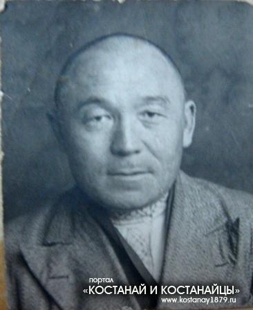 Хасенов Алимхан Хасенович