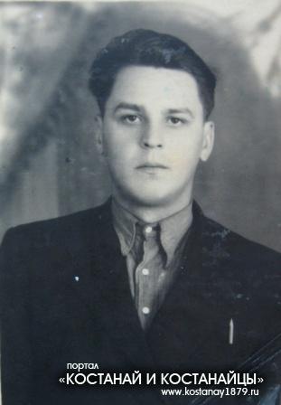 Дузькрятченко Степан Емельянович