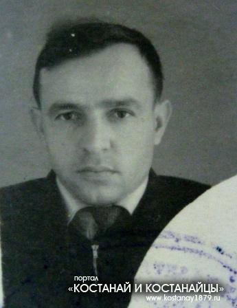 Космачев Юрий Алексеевич