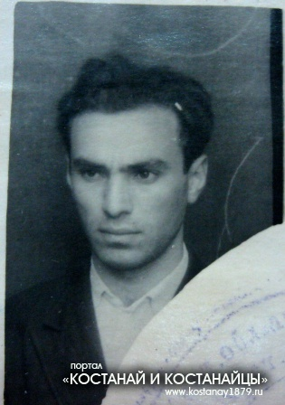 Кузьминов Георгий Кузьмич