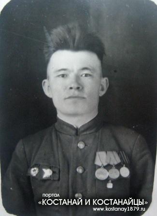 Хасенов Жанахмет Хасенович