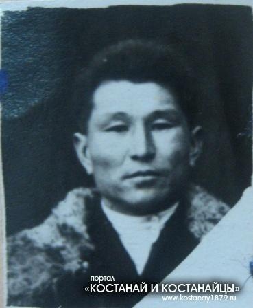 Нурпеисов Олжабай