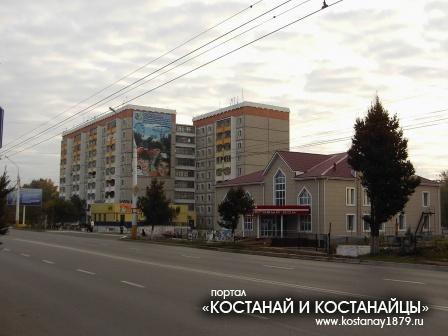улица Абая угол Ворошилова