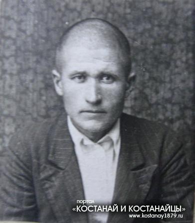 Бахтин Егор Васильевич