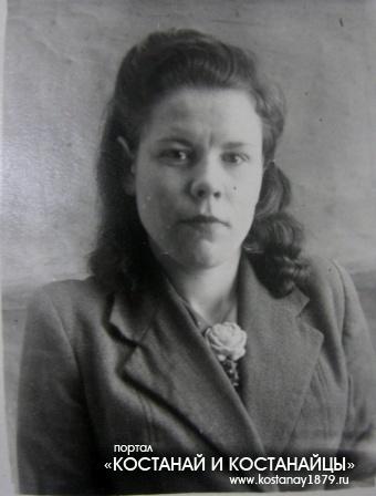 Кожухова Мария Петровна