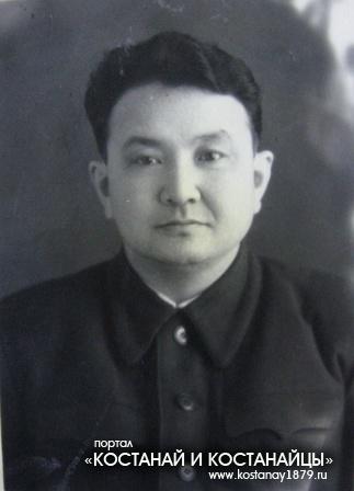 Шаймухамбетов Бахит Жангирович