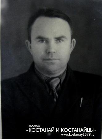 Штанковский Павел Афанасьевич