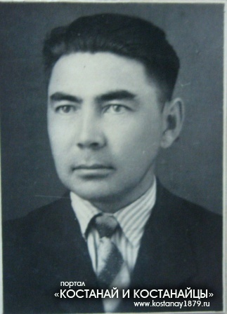 Раисов Кенжегали