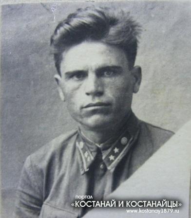 Попов Василий Григорьевич