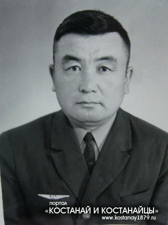 Аетов Хасенгали Утепович