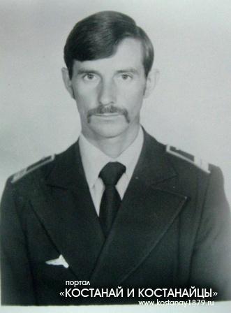 Колнобрыцкий Николай Васильевич