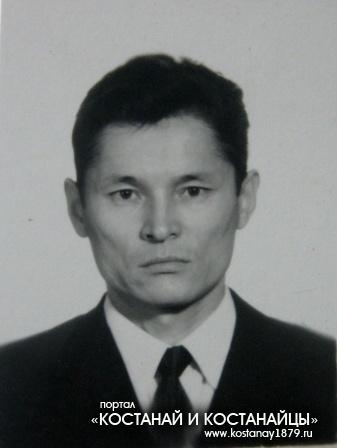 Жанарстанов Марат Уразалинович