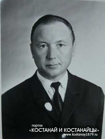 Лебедев Виктор Алексеевич