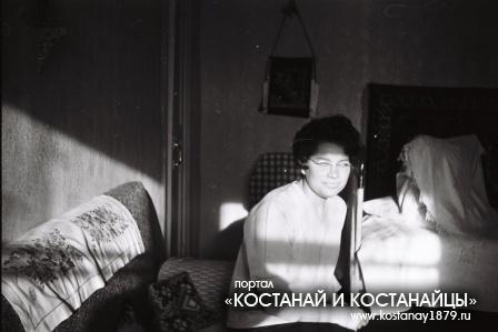 Из негативов семьи Бондаренко