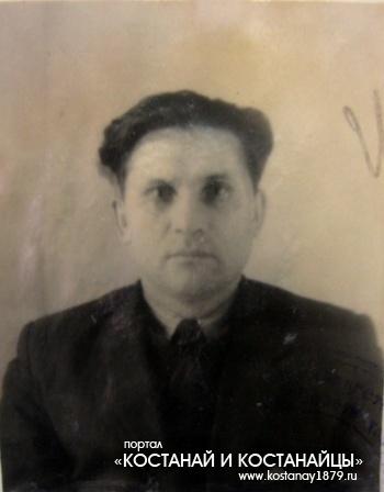 Меньшиков Алексей Тимофеевич