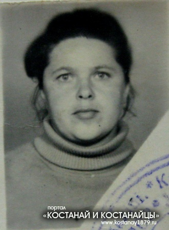 Махмутова Нина Терентьевна