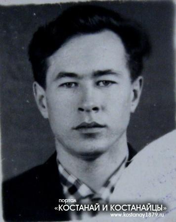 Пархоменко Алексей Егорович
