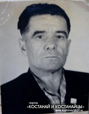 Прокопьев Платон Гордеевич