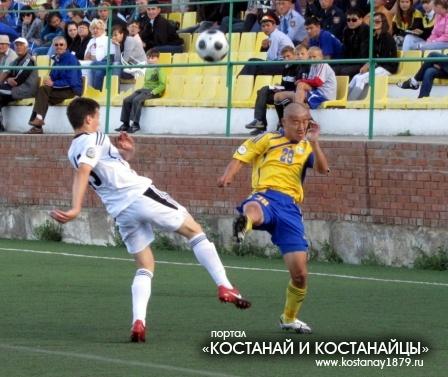 Кирилл Гаркуша против Гафуржана Суюмбаева