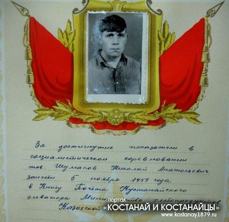 Шумаков Николай Анатольевич