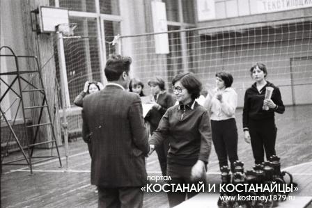 Первенство КСК по волейболу