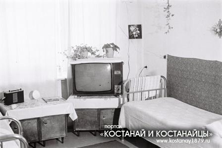 Общежитие КСК