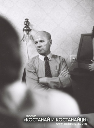Сергей Васильевич Харченко