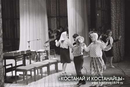 Концерт к столетию города