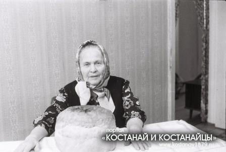 Елизавета Георгиевна Видюк