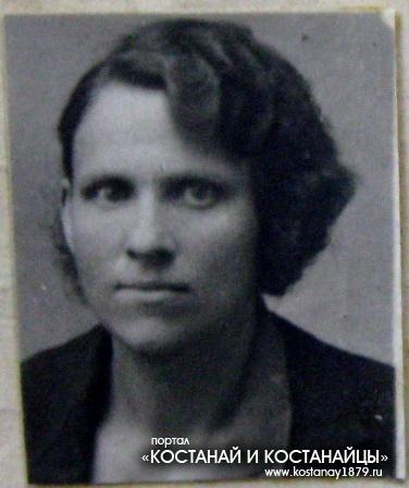 Гурьева Матрена Васильевна