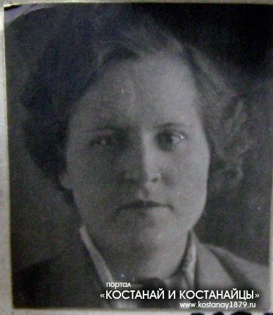 Блохина Федора Даниловна