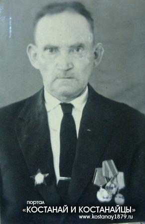 Саяпин Георгий Ильич