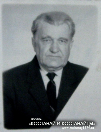 Тетерин Владимир Михайлович