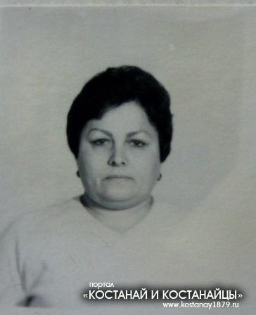 Титова Валентина Гавриловна