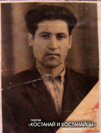 Григорьев Константин Никанорович
