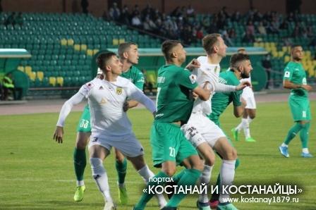 Тобол - Атырау 2:0. Кубок Казахстана