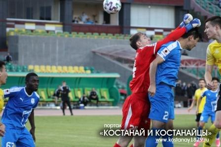 Тобол - Тараз 2:1 Кубок Казахстана
