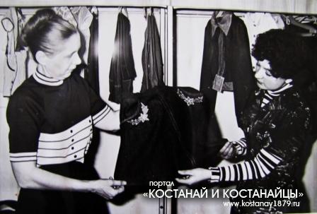 Продукция фабрики Большевичка