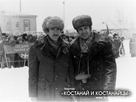 Два Валерия - Авдеенко и Лях