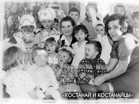 Детский сад п.Федоровка.