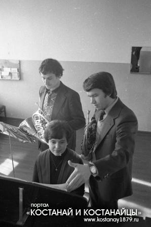 Рудненское музыкальное училище